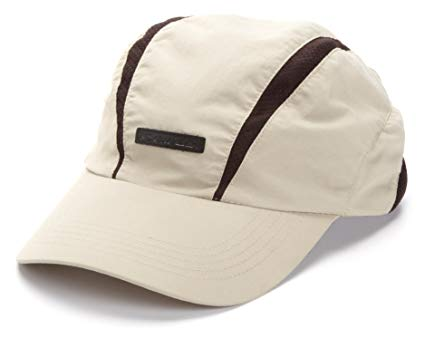 Seirus Innovation 3901 Shanty Quick Shade Hat Cap with Built-In Pull Down Face and Neck Protection