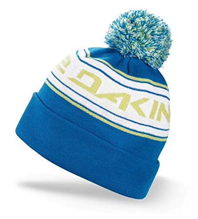 DAKINE Men's Hank Logo Beanie with Pom