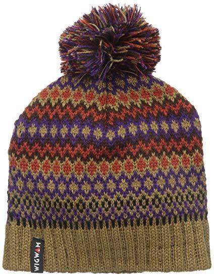 Wigwam Men's Yodel Pom Hat