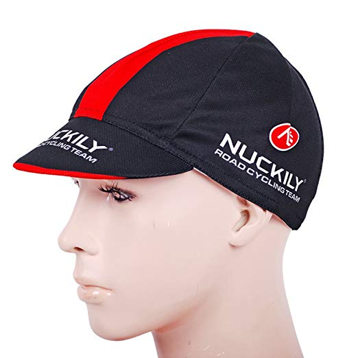 NUCKILY Matching Jersey Suit Professional Cycling Cap
