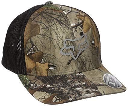 Fox Racing Mens Realtree 110 Snapback Adjustable Hat