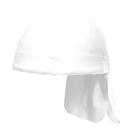 Pace Sportswear Vaportech White Skull Cap