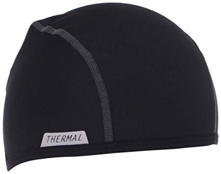 Pearl iZUMi Men's Thermal Skull Cap, Black, One